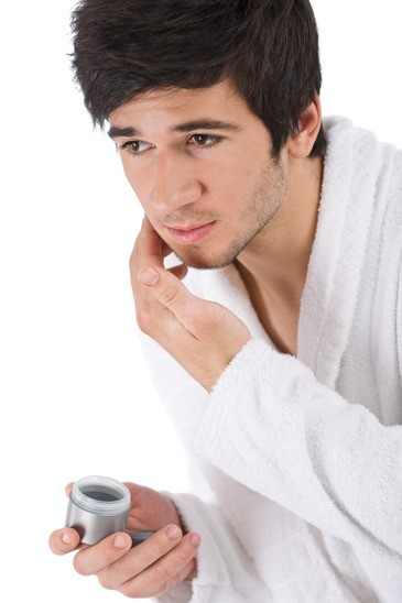 männer hautpflege
