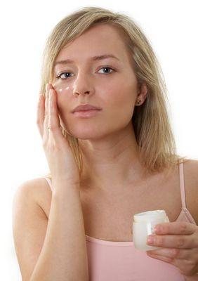 Hautpflege für Mischhaut