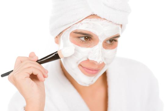 Frauen Hautpflege