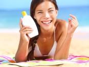 Pflege der Haut im Sommer