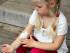 Kinderhaut Pflege